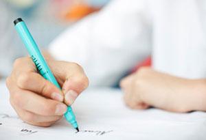 kaip rasyti laiskus