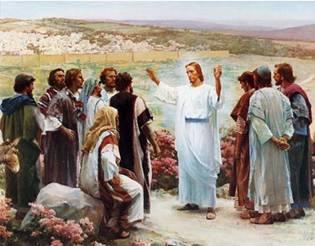 Служение Иисуса Христа